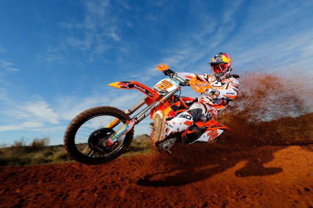 Les pilotes officiels ktm gp 2013 lebigusa actualit - Image de moto cross ktm ...