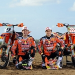 Cairoli-De Dycker (KTM 2013)