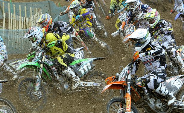 Départ Élite Motocross
