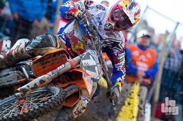 Jordi a fait ce qu'il pouvait. © Jeff Kardas/LBU
