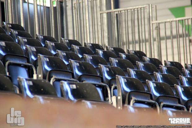 Votre place vous attend au SX de Genève ce week-end. © JC/LBU