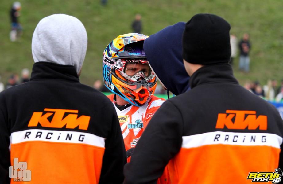 Sébastien Pourcel a su monter une équipe solide autour de lui. © Benjimx16