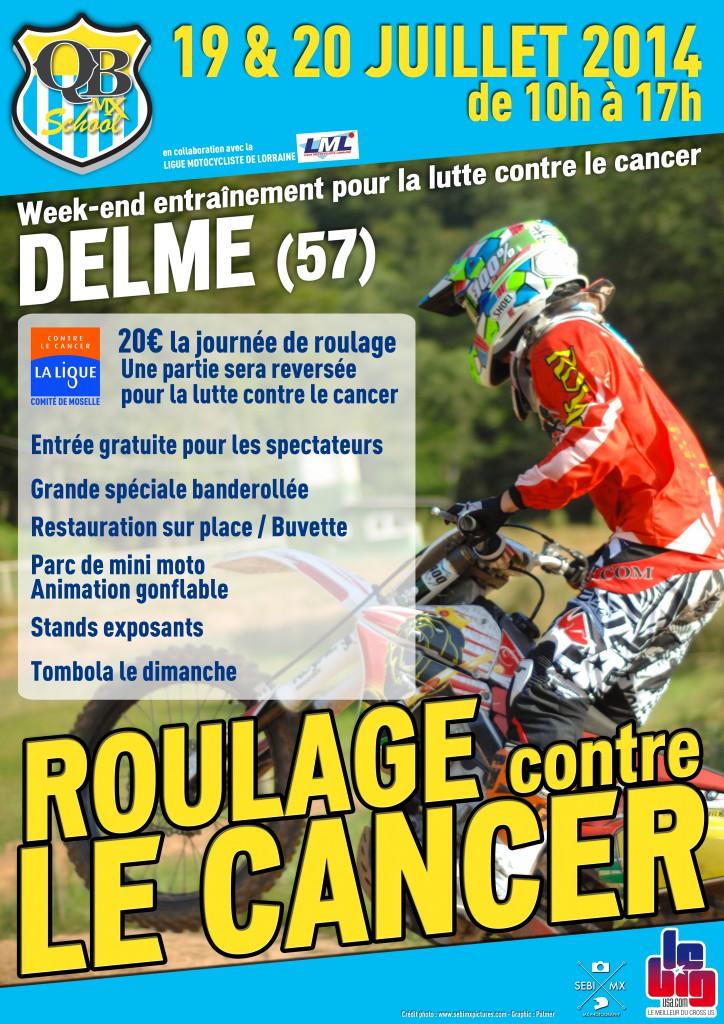 A3 RIDE vs CANCER 2014