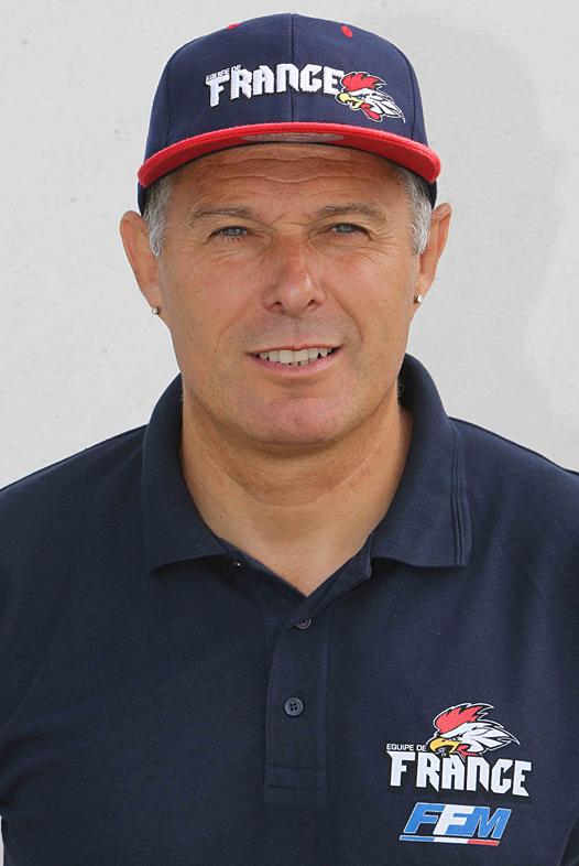 Pascal Finot succède à Olivier Robert. (crédit photo FFM).
