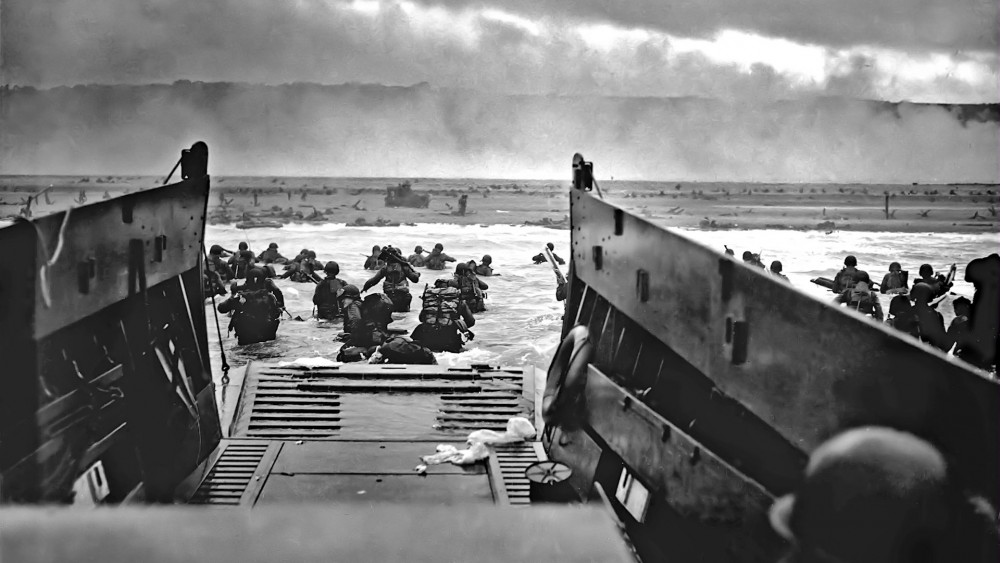Omaha-Beach-D-Day-Wallpaper-World-War-II