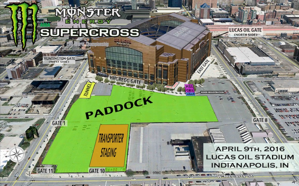 13- INDY VENUE SX 16