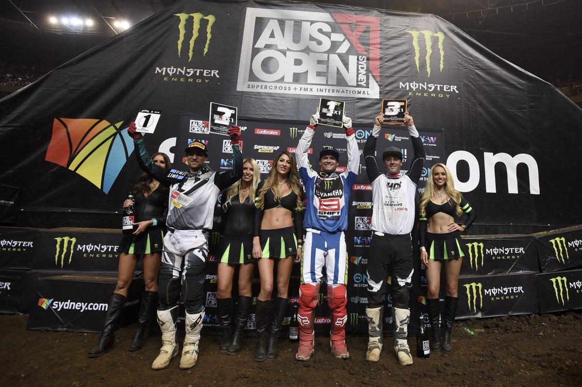 2016 AUS-X Open