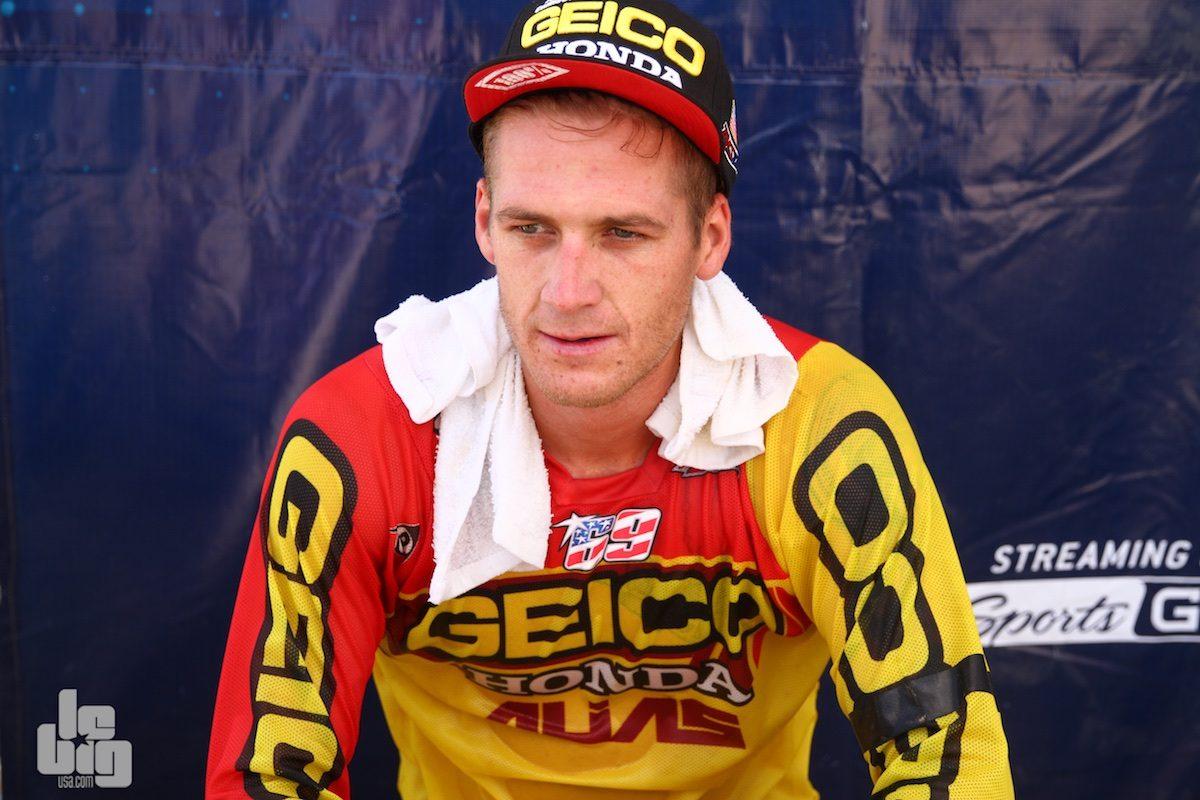Op ration du poignet pour craig lebigusa actualit du motocross supercross us - Fracture main coup de poing ...