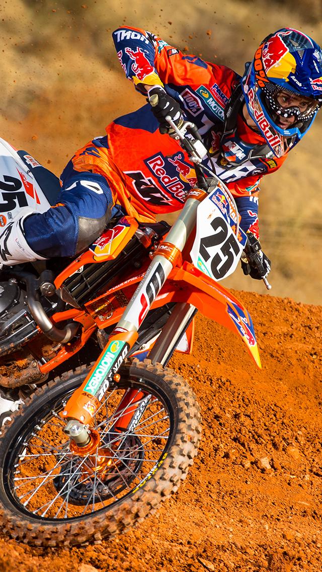 Fonds d'écran Marvin Musquin | LeBigUSA - Actualité du Motocross & Supercross US