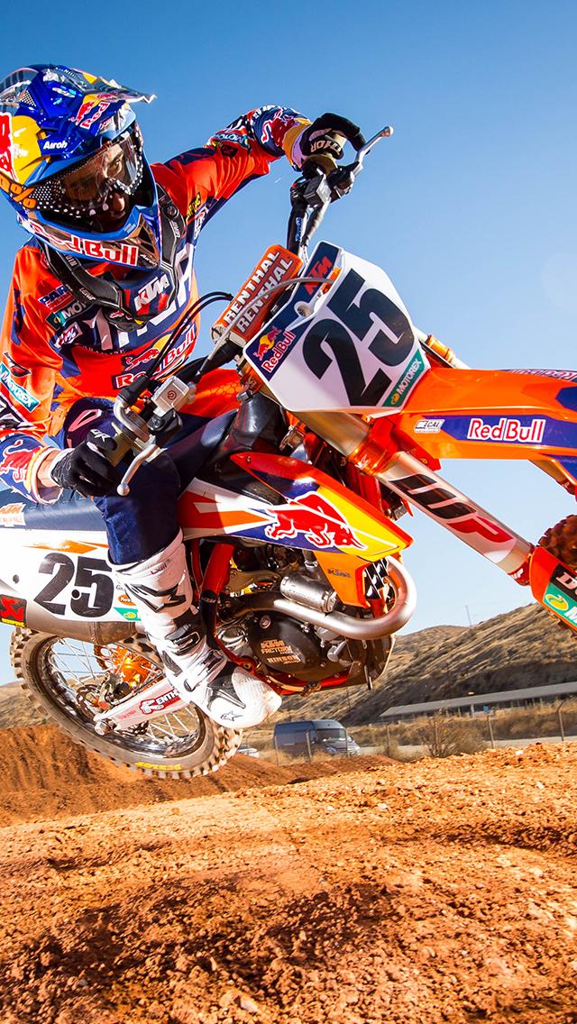 Fonds D Ecran Marvin Musquin Lebigusa Actualite Du Motocross Supercross Us
