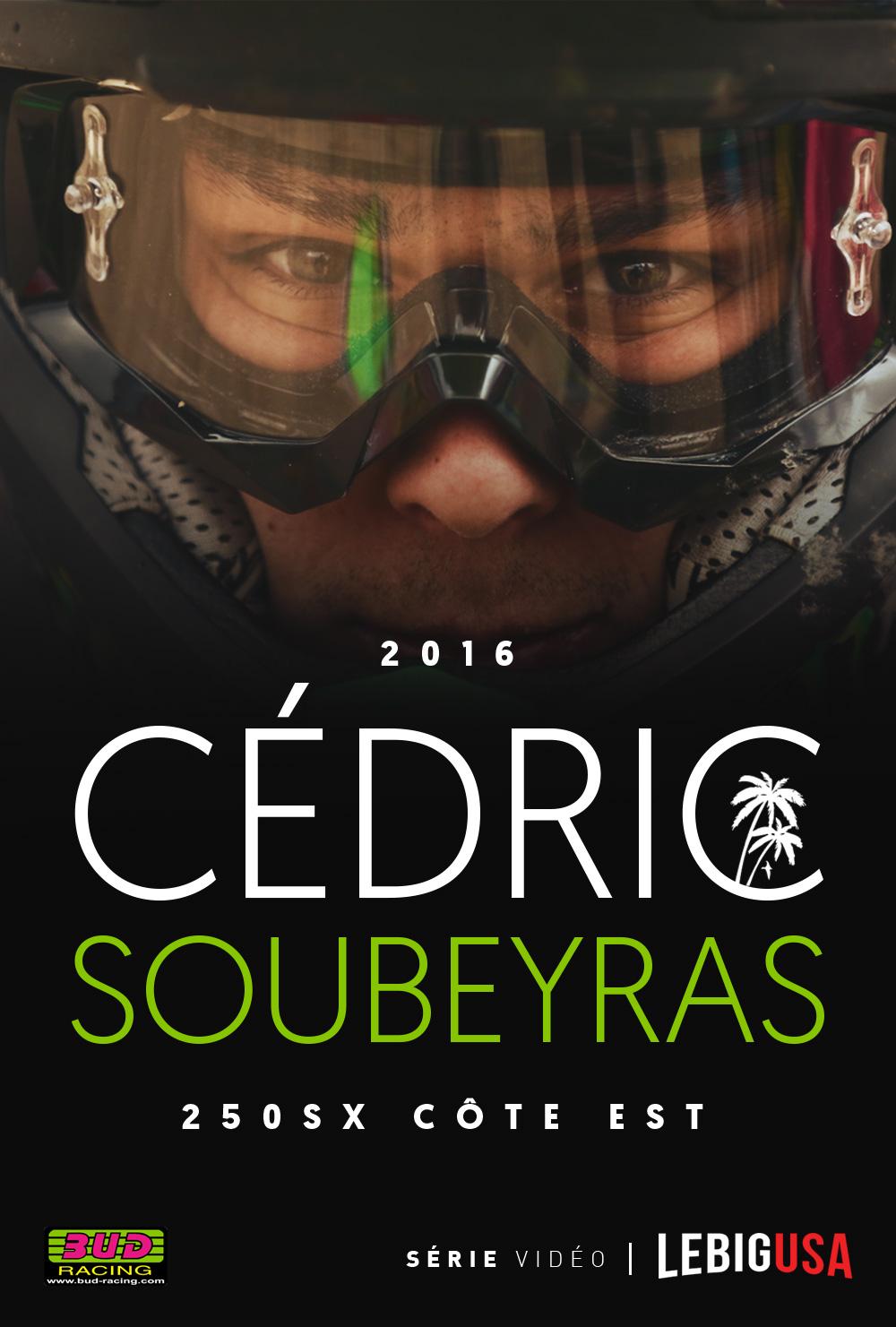 Cédric Soubeyras en SX 250
