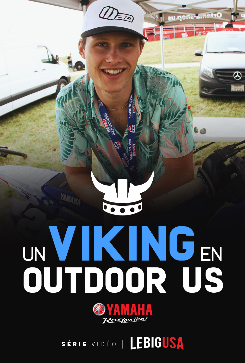 Un Viking en outdoor