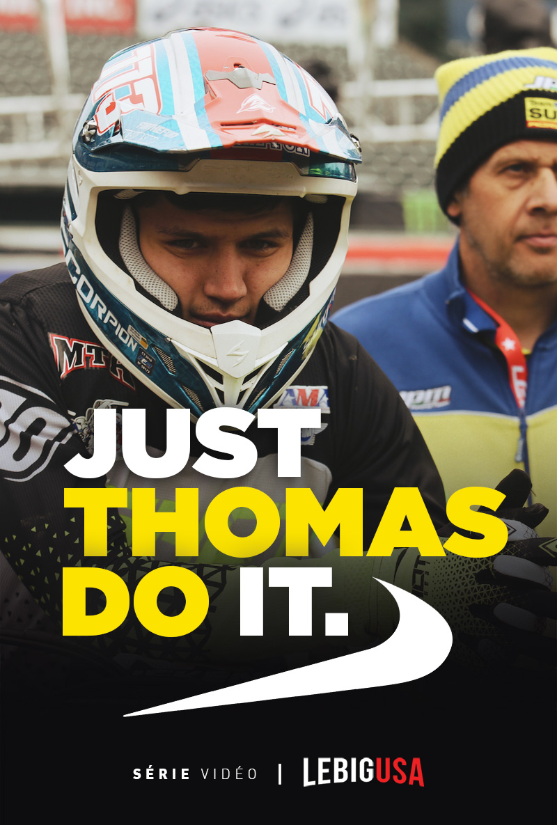 Thomas Just Do it