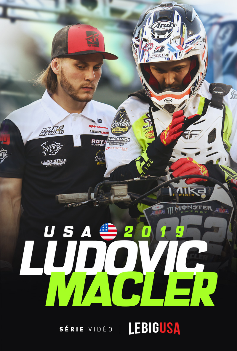 SX US Ouest avec Ludovic Macler