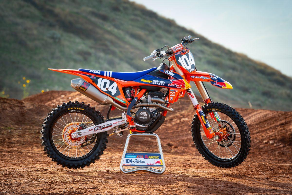 Brian Moreau 250 Sxf 2020 Lebigusa Actualit 233 Du