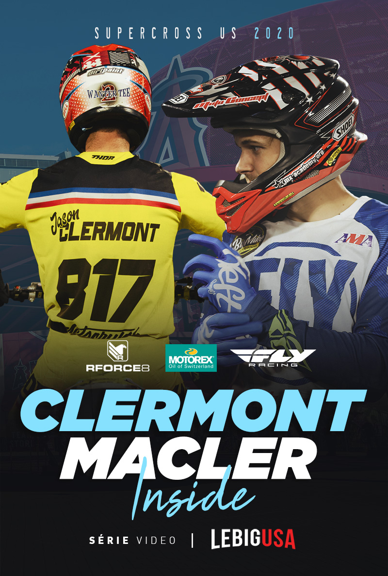 « Inside » Macler/Clermont SX US