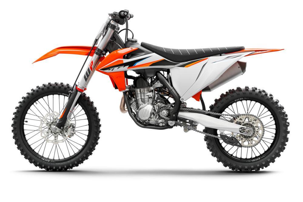 Les KTM SX 2022 dévoilées - MX2K