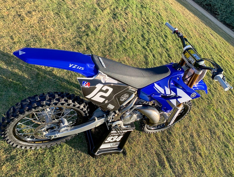 2002 Yamaha YZ 125 #1   Bikes.BestCarMag.com